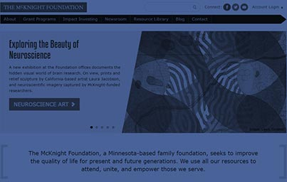 McKnight Foundation Tile Image