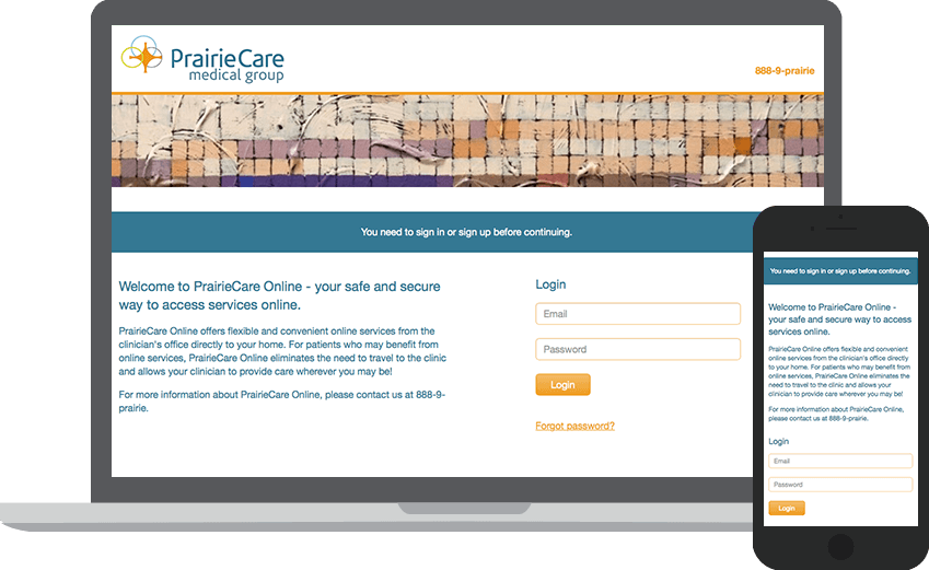 Prairiecare screens